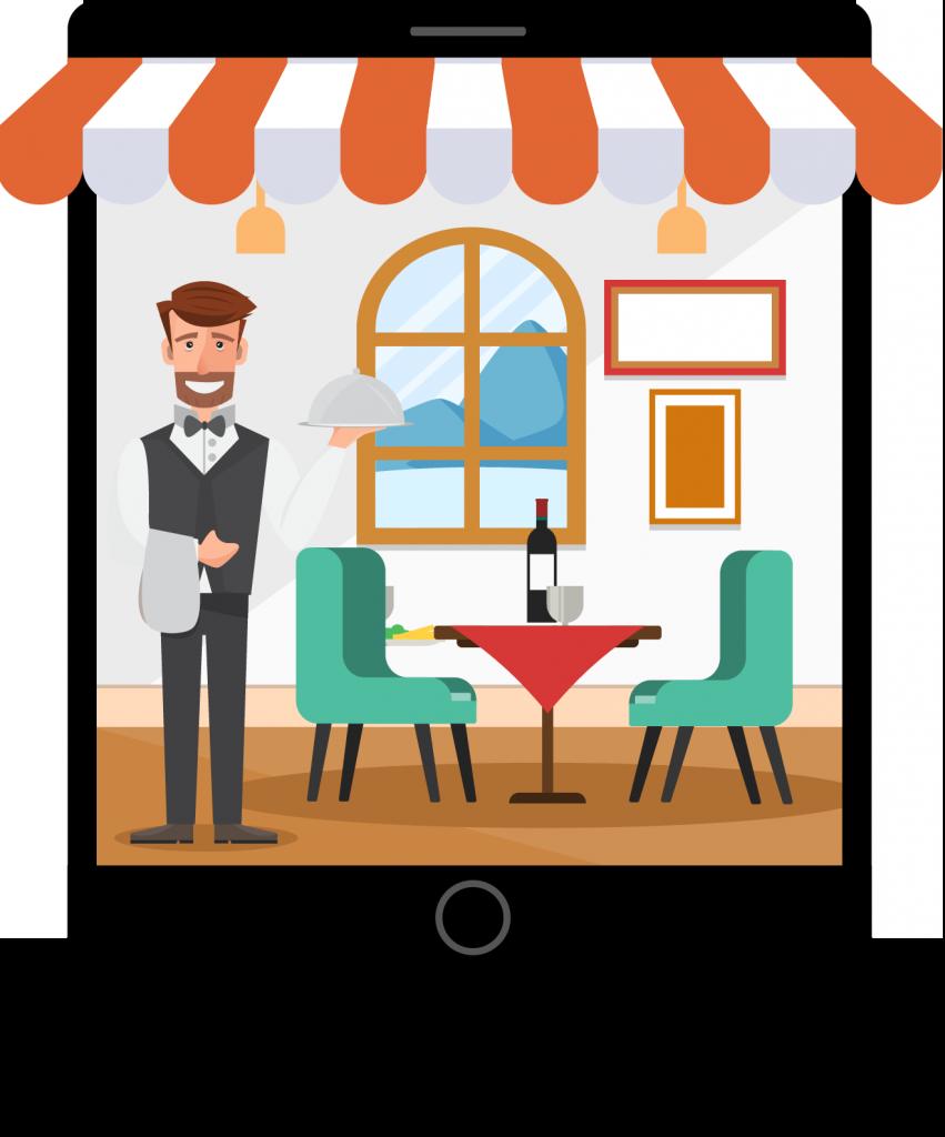 Restaurant online