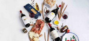 Italiaanse streekproducten van La Scoperta