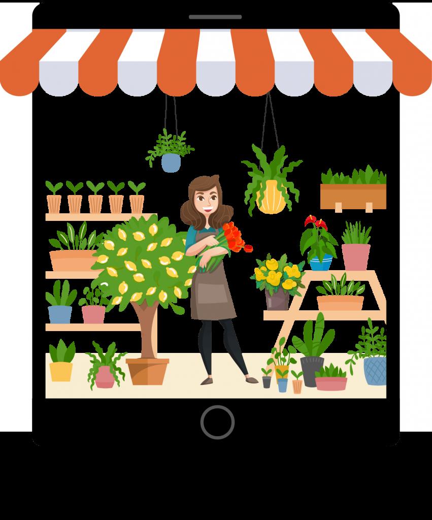 Bloemenwinkel online